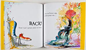 I Ain't Gonna Paint No More [SIGNED BY ILLUSTRATOR].: Beaumont, Karen (Text); David Catrow (...