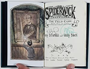 The Spiderwick Chronicles Books 1-5 (5 vols. Complete) [SIGNED BY BOTH AUTHOR AND ILLUSTRATOR, WITH...
