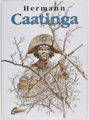 Caatinga [WITH ORIGINAL SIGNED AND NUMBERED LITHOGRAPH]: Hermann