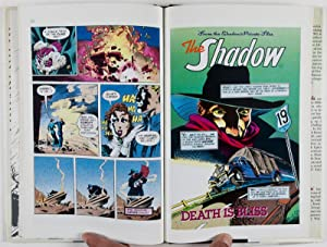 The Private Files of the Shadow [SIGNED, WITH ORIGINAL DRAWING BY ILLUSTRATOR]: O'Neil, Dennis (...