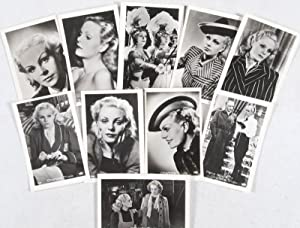Two sets of 10 Ross Photo Filmcards (Foto Filmkarten) of Hertha Feiler (Ross # 742) & Charlotte...