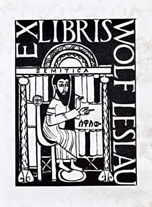Lexicon Syriacum. Editio Secunda Aucta et Emendata [FROM THE PERSONAL LIBRARY OF WOLF LESLAU]: ...