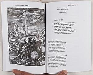 Sansón Nazareno [Poema Heroico]: Gómez, Antonio Enríquez; Moshe Lazar (Editor)