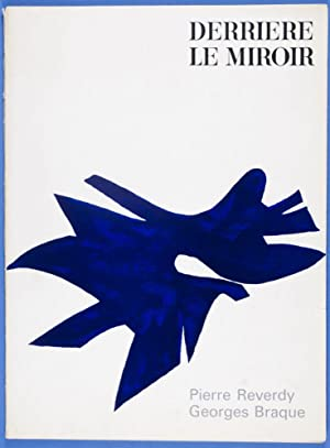 Derrière le Miroir. Nos. 135-136, Déc. 1962-Janv. 1963 : Pierre Reverdy; Georges ...