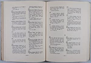 Biblioteca de Estudios Madrileños IX, X : Bibliografia de Madrid y su Provincia; Tomo I : ...