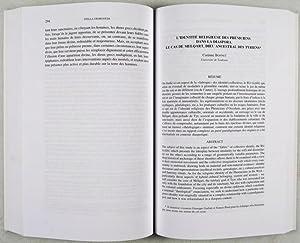 Entre lignes de partage et territoires de passage: Les identités religieuses dans les mondes grec ...