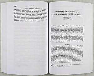 Entre lignes de partage et territoires de passage: Les identités religieuses dans les mondes...