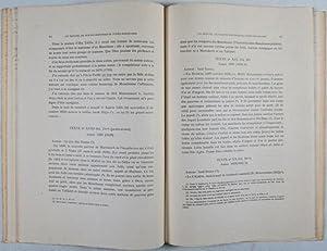 Collection Hespéris. Institut des Hautes Etudes Marocaines. No XII, 1951: Un Recueil de ...