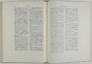 Hebräisches und Aramäisches Lexikon zum Alten Testament (5 vols. + 1 Supplement): ...