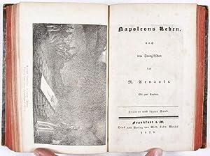 Napoleons Leben, nach dem Französischen des M. Arnault. 3 vols. in one (Complete) [FROM THE ...