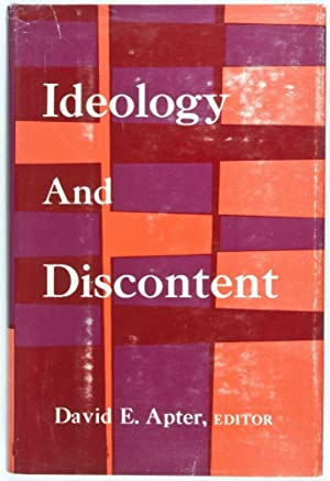 Ideology and Discontent: Apter, David E.