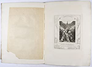 Illustrations of the Book of Job, in Twenty-One Plates, Invented and Engraved by William Blake: ...