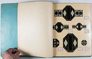 Musterbuch für Abziehbilder: n/a