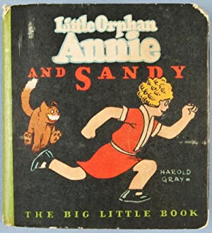 Little Orphan Annie and Sandy: Gray, Harold