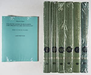 Collected Works in Mesoamerican Linguistics and Archaeology (six volume set + index vol.): Seler, ...