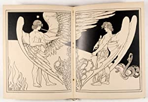 Juda Gesänge: von Münchhausen, Börries and Ephraim Mose Lilien (illust.)