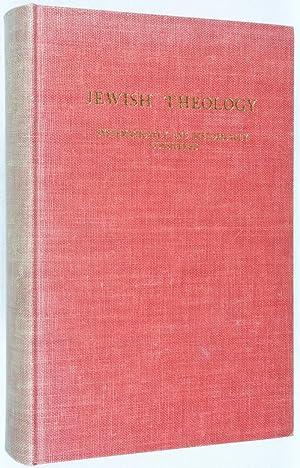 Jewish Theology Systematically and Historically Considered: Kohler, K.; Joseph L. Blau (...
