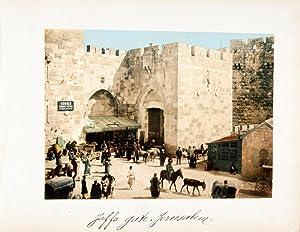 Jerusalem: NA