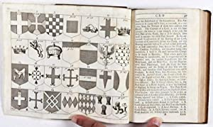 A New Dictionary of Heraldry, Explaining the Terms us'd in that Science, with their Etymology,...