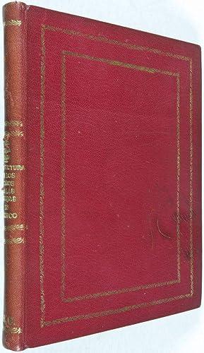 Estudios y fuentes del arte en México, Vol. VI: Arquitectura de los coros de monjas en M&...