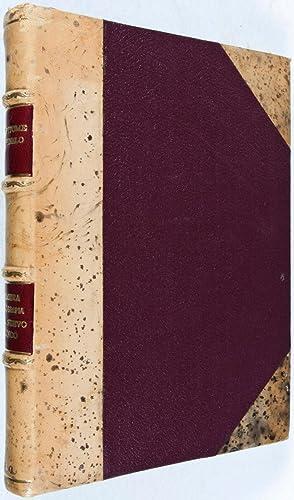 El Epitome de Pinelo, Primera Bibliografia del Nuevo Mondo: León Pinelo, Antonio; Agustín Millares ...