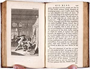 The Adventures of Gil Blas of Santillane. A New Translation, by the Author of Roderick Random. 4-...