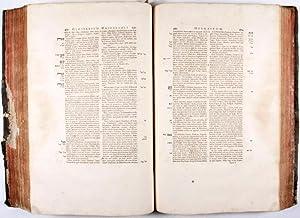 Glossarium universale hebraicum quo ad hebraicae linguae fontes linguae et dialecti pene omnes ...