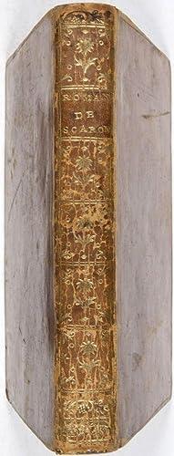 Suite et Conclusion du Roman Comique de Scarron. 2 volumes in one (Complete): M. D. L.