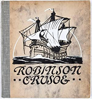 Robinson Crusoe: Defoe, Daniel; Ernst Liebenauer & Karl Fahringer (illust.); Ludwig Tesar