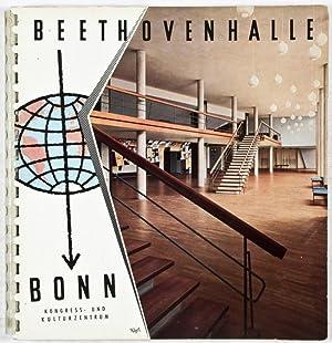 Beethovenhalle Bonn. Kongress - und Kulturzentrum: Städt. Verkehrsamt Bonn