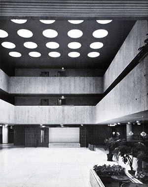 Architektur in Finnland. Hamburg, Halle der Nationen, 12. September - 1. Oktober 1961: NA