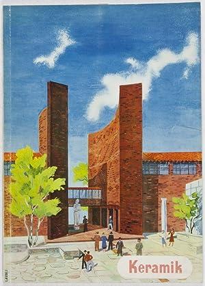 Keramik: Keramischer Pavillon LA 1939 (Schweizerische Landesausstellung): Gurtner, Othmar (Ed.)