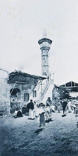 Pilgeritt: Bilder aus Palästina und Syrien: Gonzenbach, C. v.;