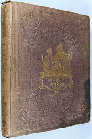 The Christian in Palestine or, Scenes of Sacred History, Historical and Descriptive: Stebbing, ...