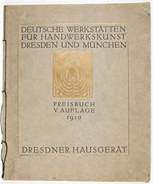 Deutsche Werkstätten für Handwerkskunst Dresden und München: n/a