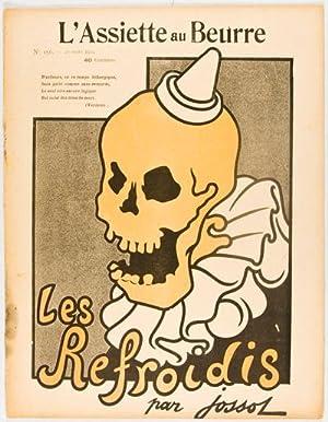 L'Assiette au Beurre. No.156 (26 mars 1904); Les Refroidis: Jossot (Illustrator)