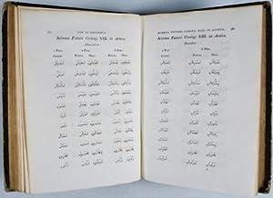 Institutiones ad Fundamenta Linguae Arabicae: Accedunt Sententiae et Narrationes Arabicae una cum ...