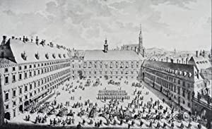 Das Barocke Wien. Historischer Atlas der Wiener Ansichten: Eisler, Max