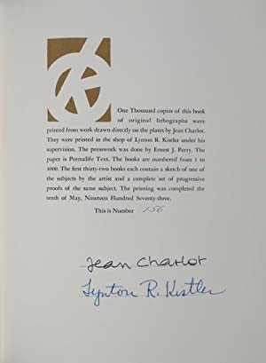 Picture Book II [SIGNED]: Charlot, Jean