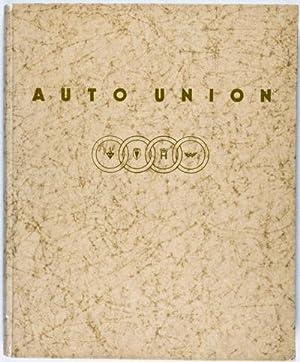 Auto Union A-G: Krause-Straßburg, Ionny