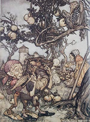 Arthur Rackham: A Biography by James Hamilton: Hamilton, James