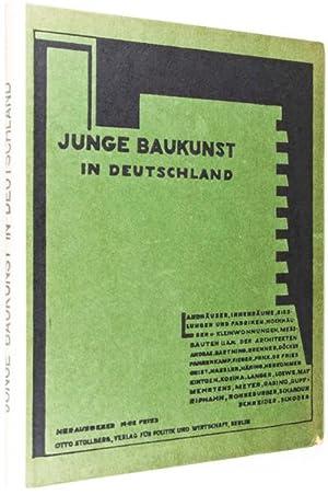 Junge Baukunst in Deutschland: De Fries, H.