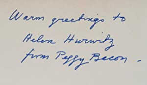 Off With Their Heads! [INSCRIBED]: Bacon, Peggy
