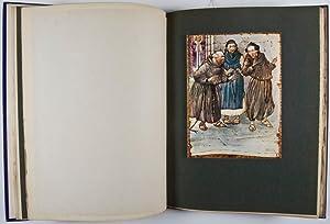The Jackdaw of Rheims; Illustrations by Charles Folkard: Ingoldsby, Thomas