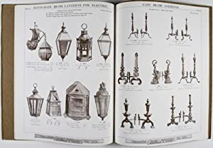 Pearson-Page-Jewsburg Co. Ltd.: Birmingham & London, No. 4 Catalogue of Lamps, Electrical ...