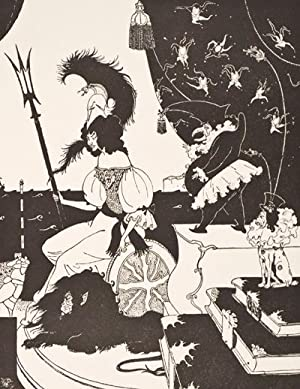 Some Unknown Drawings of Aubrey Beardsley [SIGNED]: Walker, R.A. (Georges Derry)