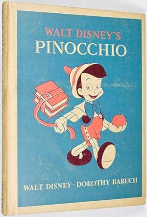 Walt Disney's Pinocchio: Collodi, Carlo