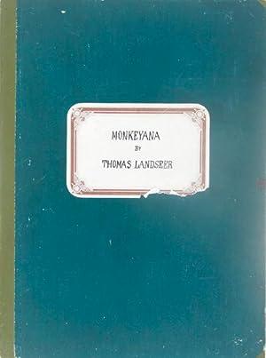 Monkeyana, or Men in Miniature: Landseer, Thomas