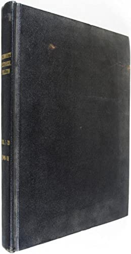 Mennonite Historical Bulletin. Vols. I-XX. Complete collection from 1940 to 1959: n/a