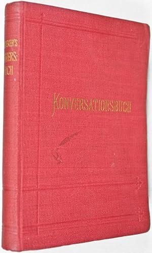 Konversationsbuch für Reisende: Baedeker, Karl